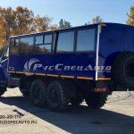Пассажирская вахтовка Урал Next вместимостью 28 мест