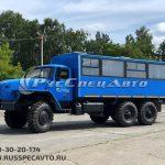 Вахтовка Урал 32551-0013-61Е5 вместимостью 28 пассажиров