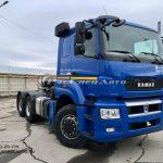 Седельный тягач КамАЗ 65806-002-68(T5)